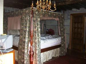 Habitaciones pazo turbisquedo for Cual es la cama mas grande